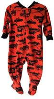 Carter's Boys 1-piece Micro-fleece Pajamas ( Rescue Vehicles)