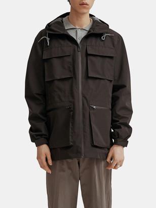 Noize CODY Techno Bonded Hooded Jacket