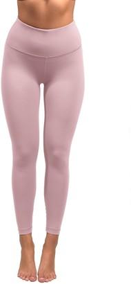 90 Degree By Reflex Interlink High Waist V-Back Ankle Leggings
