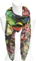 Christian Lacroix Jardin Des Songes shawl