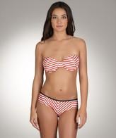 GUESS Naughtical Underwire Bikini Top