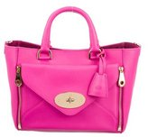Mulberry Leather Willow Tote