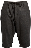Y-3 Dropped-crotch Shorts