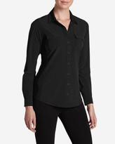 Eddie Bauer Women's Departure Long-Sleeve Shirt