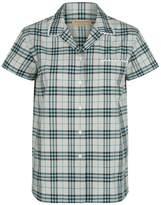 Burberry Lace Trim Shirt