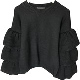Co Black Wool Knitwear for Women