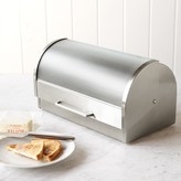 Williams-Sonoma Glass & Stainless-Steel Bread Box
