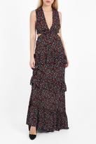 A.L.C. Brie Tiered Dress