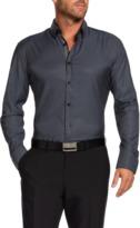 TAROCASH Lawson Slim Textured Shirt