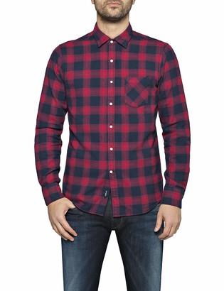 Replay Men's M4953p.000.52128 Denim Shirt