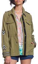 Plenty by Tracy Reese Cotton-Blend Utility Jacket