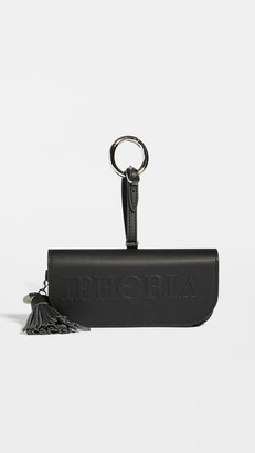 IPHORIA Glasses Case Keychain with Bag Holder