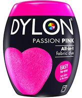 Dylon machine Dye Pod 350g, Passion Pink