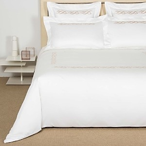 Frette Pearls Embroidery Duvet Cover, Queen
