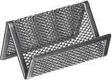 Design Ideas Business Card Holder, Mesh