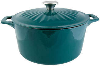 TASTE OF HOME Taste of Home 5-qt. Enameled Cast Iron Dutch Oven with Lid