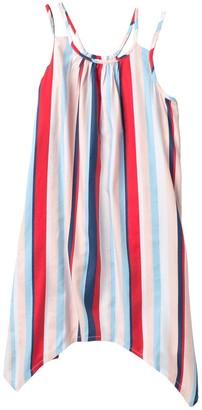 Harper Canyon Double Strap Woven Dress (Big Girls)