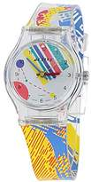 Unknown Active Girl's Quartz Watch Analogue Display and Plastic Strap ACT-001
