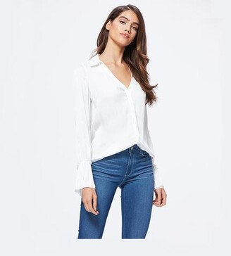 Paige Abriana Shirt White