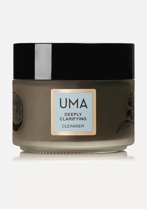 UMA OILS Net Sustain Deeply Clarifying Neem Charcoal Cleanser, 100ml