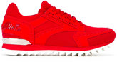 Philipp Plein Hainan sneakers - men - Leather/Nylon/rubber - 40