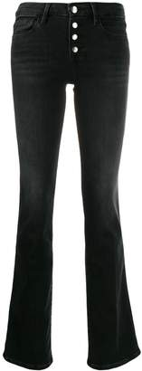 Frame Lemini Exposed Charlie bootcut jeans