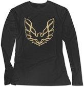 Sarah Women's Pontiac Firebird Logo GTA Trans Am Retro Sweatshirt Long Sleeve T-shirt XXL