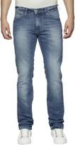 Tommy Hilfiger Tommy Jeans Regular Tapered Comfort Jeans, Blue