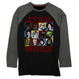 Star Wars STARWARS Group LS Raglan