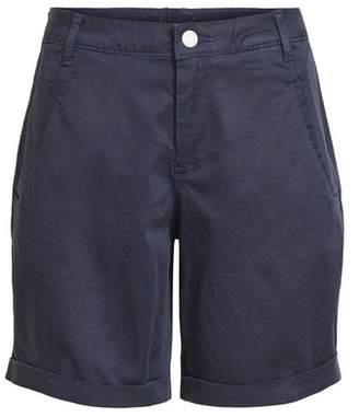 Dorothy Perkins Womens **Vila Navy Chino Shorts