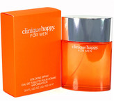Clinique Men's Happy 3.4Oz Eau De Toilette Spray