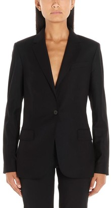 Theory Textured Staple Blazer