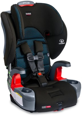 Britax Grow With You ClickTight Cool Flow Harness-2-Booster Car Seat