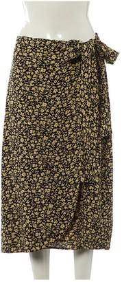Celine Beige Skirt for Women