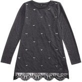 GUESS Rhinestone Maxi Shirt, Big Girls (7-16)