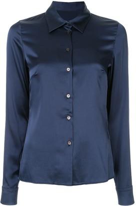 Dion Lee Satin Shirt