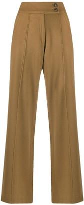 Societe Anonyme Pauline wide-leg trousers
