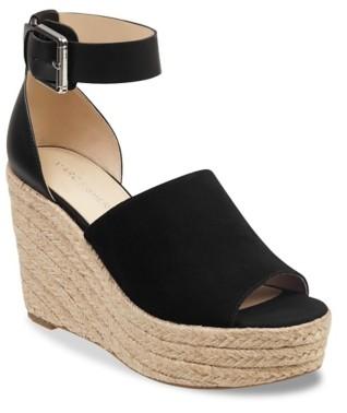 Marc Fisher Cala Espadrille Platform Sandal
