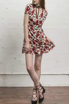 WYLDR Cherry Wine Dress