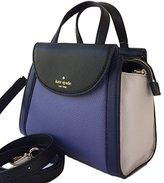 Kate Spade Adrien Convertible Satchel Leather Handbag