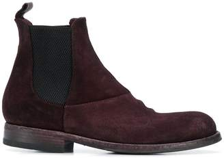 Pantanetti panelled Chelsea boots