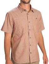 Black Diamond Equipment Chambray Modernist Shirt - Short Sleeve (For Men)