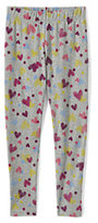 Classic Girls Plus Pattern Ankle Leggings-Small Bearisle