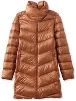 L.L. Bean Warm and Light Down Coat