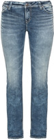 Silver Jeans Plus Size Aiko slim bootcut jeans