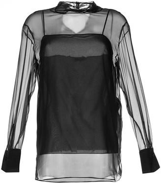 Emilio Pucci Translucid Silk Blouse