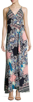 Yumi Kim Rush Hour Silk Maxi Dress