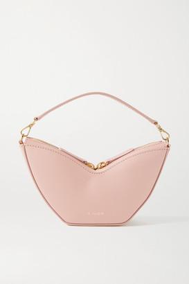 S.JOON Tulip Mini Leather Shoulder Bag - Blush