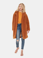 Lost + Wander Nita Teddy Faux Fur Jacket