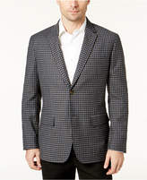 Tasso Elba Men's Checked Blazer, Created for Macy's